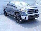 2014 Magnetic Gray Metallic Toyota Tundra SR5 Crewmax #93161641