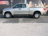 2008 Desert Sand Mica Toyota Tundra Double Cab #9281486