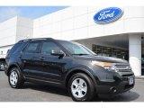 2014 Tuxedo Black Ford Explorer FWD #93161564