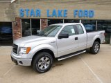 2014 Ingot Silver Ford F150 STX SuperCab 4x4 #93161811