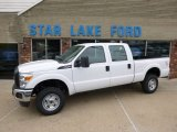 2015 Oxford White Ford F250 Super Duty XL Crew Cab 4x4 #93161810