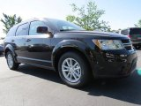 2014 Dodge Journey SXT Front 3/4 View