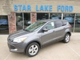 2014 Sterling Gray Ford Escape SE 1.6L EcoBoost 4WD #93161805