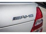 Mercedes-Benz E 2006 Badges and Logos