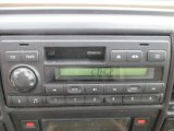 2000 Land Rover Discovery II  Audio System
