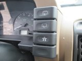 2000 Land Rover Discovery II  Controls