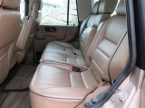 2000 Land Rover Discovery II  Rear Seat