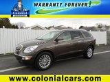 2008 Cocoa Metallic Buick Enclave CXL AWD #93161849
