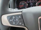 2014 GMC Sierra 1500 Denali Crew Cab 4x4 Controls