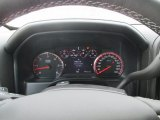 2014 GMC Sierra 1500 Denali Crew Cab 4x4 Gauges