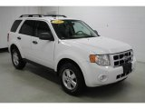 2009 Ford Escape Oxford White