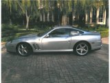 Ferrari 550 Maranello 1998 Data, Info and Specs
