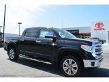 2014 Attitude Black Metallic Toyota Tundra 1794 Edition Crewmax 4x4 #93197563
