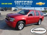 2013 Crystal Red Tintcoat Chevrolet Tahoe LT #93197735