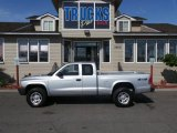 2003 Bright Silver Metallic Dodge Dakota SLT Club Cab 4x4 #93197914