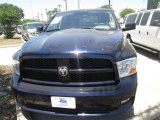 2012 True Blue Pearl Dodge Ram 1500 Express Crew Cab #93197443