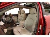 2010 Cadillac SRX Interiors