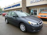 2012 Dark Gray Metallic Subaru Impreza 2.0i 4 Door #93197783