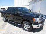 2014 Tuxedo Black Ford F150 XLT SuperCrew #93197423