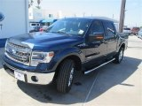 2014 Blue Jeans Ford F150 XLT SuperCrew #93197422