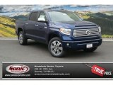 2014 Blue Ribbon Metallic Toyota Tundra Platinum Crewmax 4x4 #93197340