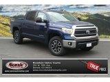 2014 Blue Ribbon Metallic Toyota Tundra SR5 TRD Crewmax 4x4 #93197338