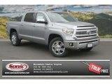 2014 Silver Sky Metallic Toyota Tundra 1794 Edition Crewmax 4x4 #93197337