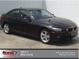 2014 Jet Black BMW 3 Series 328d Sedan #93197615