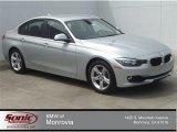 2014 Glacier Silver Metallic BMW 3 Series 328i Sedan #93197612
