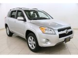 2011 Classic Silver Metallic Toyota RAV4 Limited 4WD #93197755