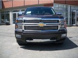2014 Tungsten Metallic Chevrolet Silverado 1500 High Country Crew Cab 4x4 #93197408