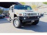2003 Pewter Metallic Hummer H2 SUV #93197309