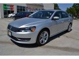 2014 Reflex Silver Metallic Volkswagen Passat 2.5L SE #93197676