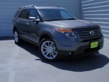 2014 Sterling Gray Ford Explorer Limited #93245977