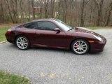 2005 Porsche 911 Carmon Red Metallic