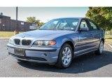 2003 Steel Blue Metallic BMW 3 Series 325xi Sedan #93246046