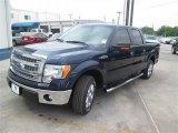 2014 Blue Jeans Ford F150 XLT SuperCrew #93245674