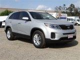 2015 Bright Silver Kia Sorento LX #93245942