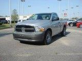 2010 Bright Silver Metallic Dodge Ram 1500 ST Regular Cab #93245647