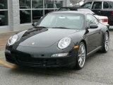 2008 Black Porsche 911 Carrera S Coupe #92355