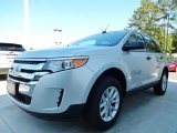 2014 Ingot Silver Ford Edge SE #93245723