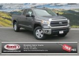 2014 Magnetic Gray Metallic Toyota Tundra SR5 Double Cab 4x4 #93245575