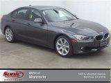 2014 Mineral Grey Metallic BMW 3 Series 335i Sedan #93246002