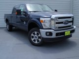 2015 Blue Jeans Ford F250 Super Duty Lariat Crew Cab 4x4 #93245991