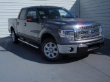 2014 Sterling Grey Ford F150 XLT SuperCrew #93245987