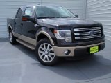 2014 Kodiak Brown Ford F150 King Ranch SuperCrew #93245983