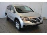 2014 Alabaster Silver Metallic Honda CR-V EX-L #93288900
