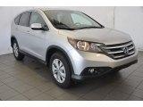 2014 Alabaster Silver Metallic Honda CR-V EX #93288899