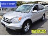 2011 Alabaster Silver Metallic Honda CR-V EX-L 4WD #93288970