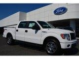 2014 Oxford White Ford F150 STX SuperCrew #93289042